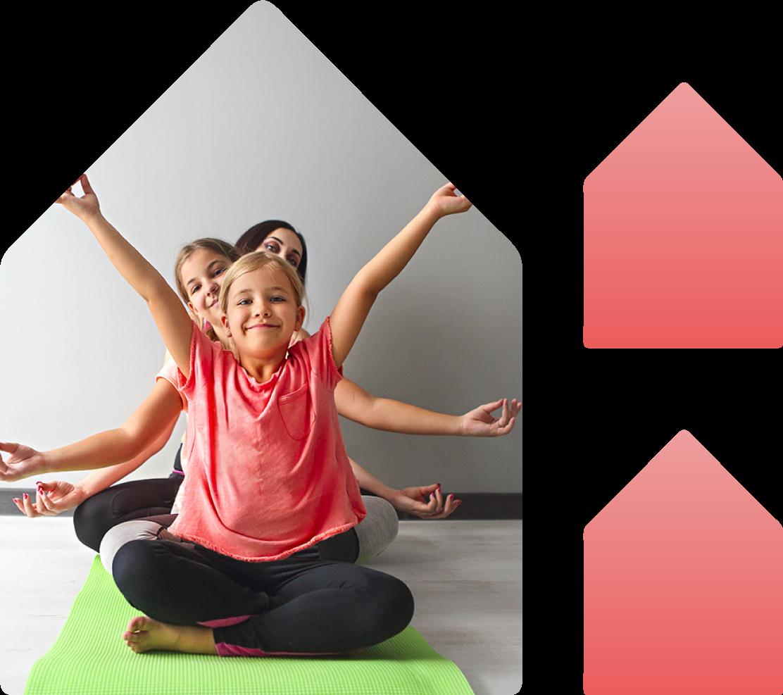 Yoga para crianças curitiba